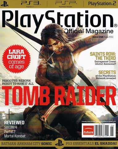 Playstation The Official Magazine (USA) Issue 046 (June 2011)