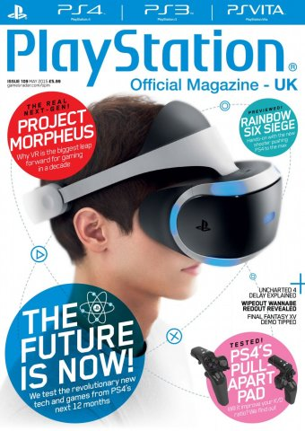 Playstation Official Magazine UK 109 (May 2015)