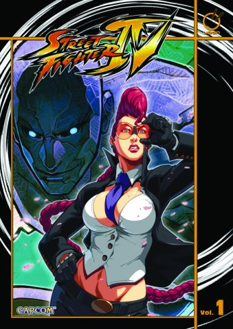 Street Fighter IV Vol.1