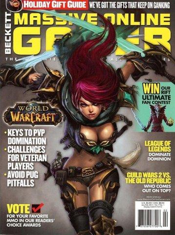 Beckett Massive Online Gamer (January / February 2011)