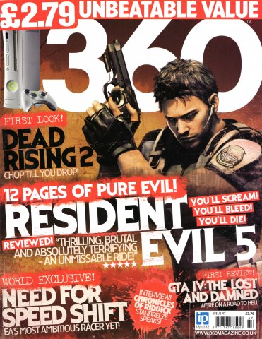 360 Issue 047 (March 2009)