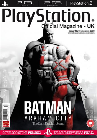 Playstation Official Magazine UK 049 (October 2010)
