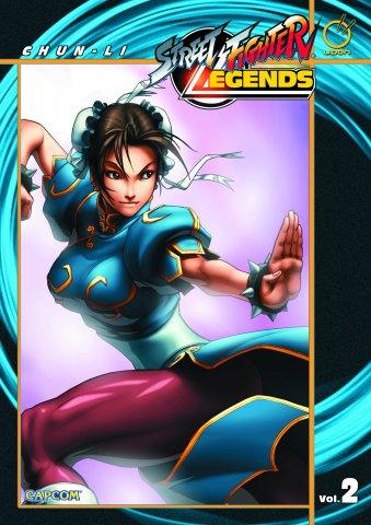 Street Fighter Legends Vol.2: Chun-Li