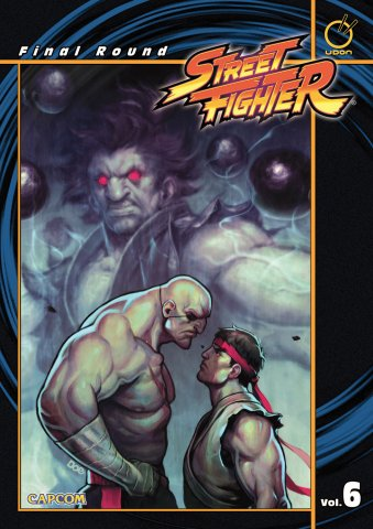 Street Fighter TPB Vol.6 Final Round