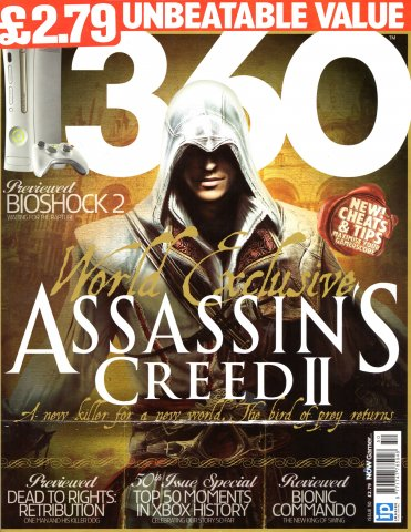 360 Issue 050 (June 2009)