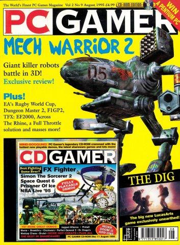 PC Gamer UK 021 August 1995