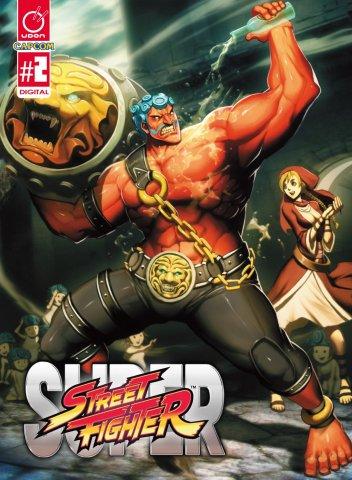 Super Street Fighter 002