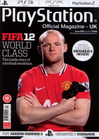 Playstation Official Magazine UK 059 (July 2011)