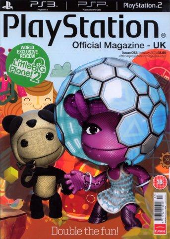Playstation Official Magazine UK 053 (January 2011)