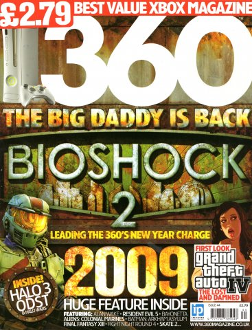 360 Issue 044 (Christmas 2008)