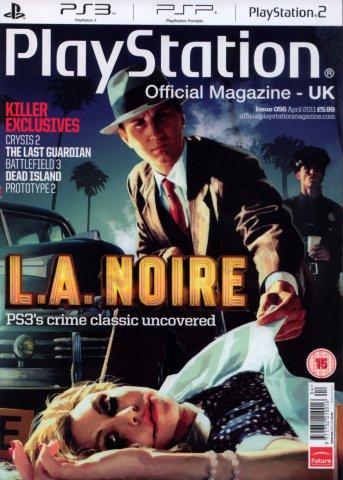 Playstation Official Magazine UK 056 (April 2011)