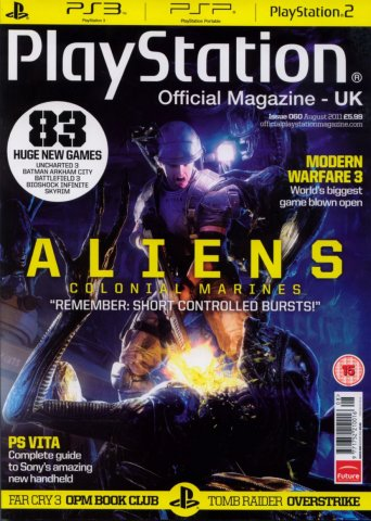 Playstation Official Magazine UK 060 (August 2011)