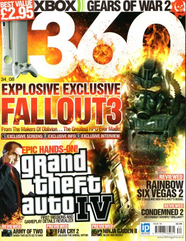 360 Issue 034 (March 2008)