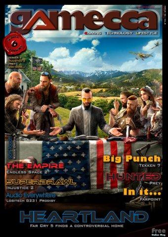 Gamecca 096 (June 2017)