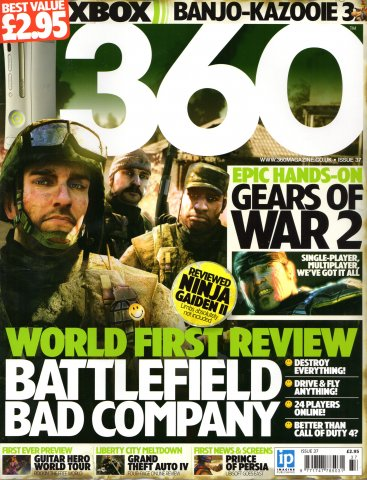 360 Issue 037 (June 2008)