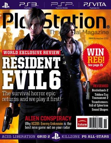 PlayStation The Official Magazine (USA) Issue 064 November 2012