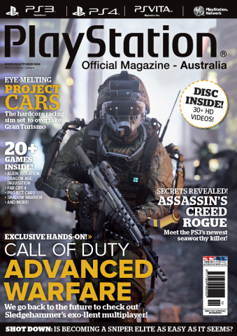 PlayStation Official Magazine Issue 099 (October 2014)