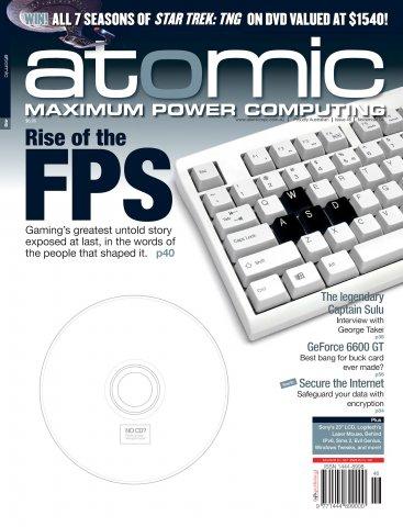 Atomic 046 (November 2004)