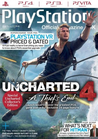 Playstation Official Magazine UK 122 (May 2016)