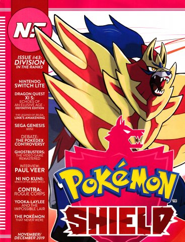 Nintendo Force Issue 43 November/December 2019 Side 2