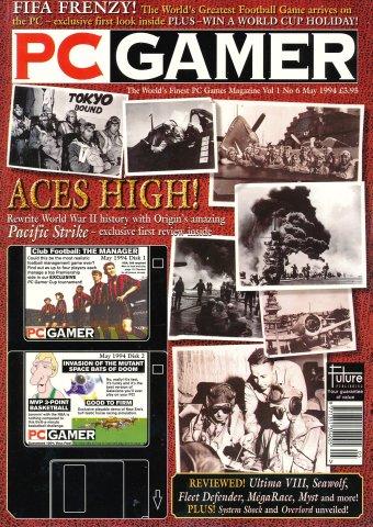 PC Gamer UK 006 May 1994