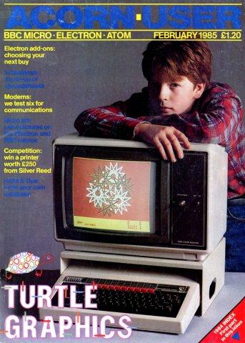 Acorn User 031 (February 1985)