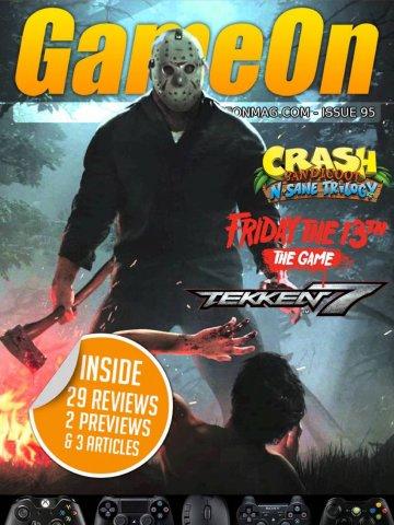 GameOn 095 (September 2017)
