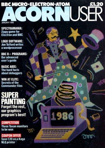 Acorn User 042 (January 1986)