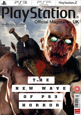 Playstation Official Magazine UK 048 (September 2010)