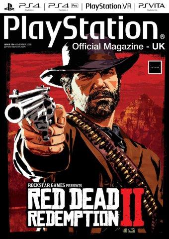 Playstation Official Magazine UK 154 (November 2018)