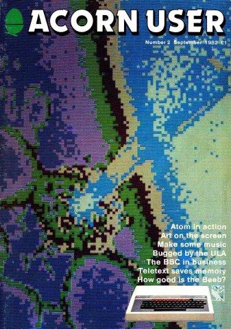 Acorn User 002 (September 1982)