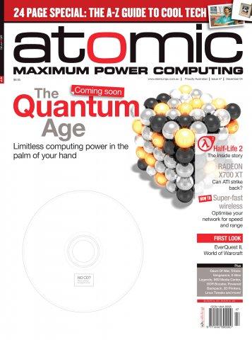 Atomic 047 (December 2004)