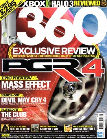 360 Issue 028 (October 2007)
