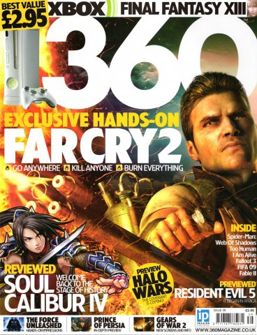 360 Issue 039 (August 2008)