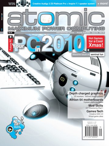 Atomic 035 (December 2003)