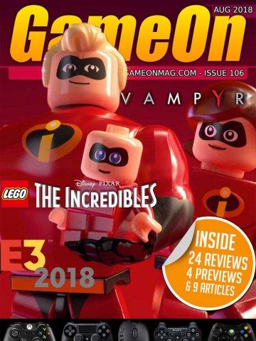 GameOn 106 (August 2018)