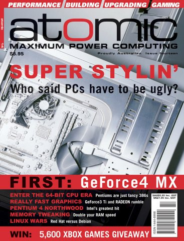 Atomic 014 (March 2002)