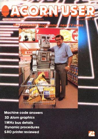 Acorn User 007 (February 1983)