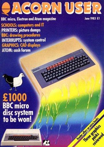 Acorn User 011 (June 1983)