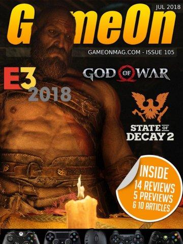GameOn 105 (July 2018)