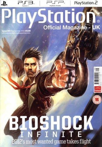 Playstation Official Magazine UK 061 (September 2011)