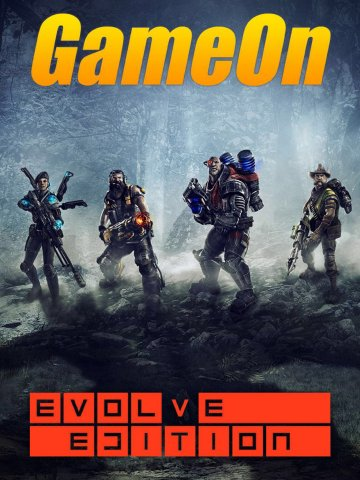 GameOn Evolve Edition (February 2015)