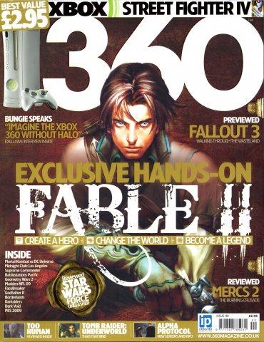 360 Issue 040 (September 2008)