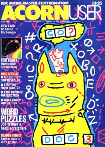 Acorn User 048 (July 1986)
