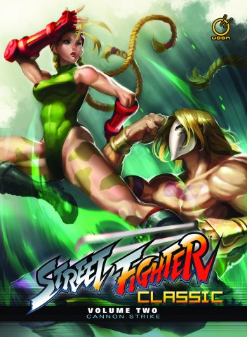 Street Fighter Classic Vol.2 Cannon Strike