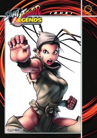 Street Fighter Legends Vol.3: Ibuki
