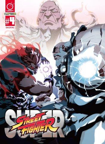 Super Street Fighter 004