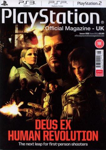 Playstation Official Magazine UK 058 (June 2011)