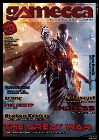 Gamecca 087 (September 2016)
