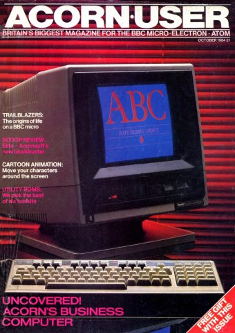 Acorn User 027 (October 1984)